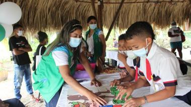 Icbf previene el trabajo infantil en Tolú