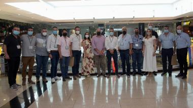 Empresarios de Antioquia analizan la reactivación en Barranquilla