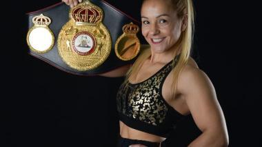 Barranquilla vivirá la pelea por el título femenino mini mosca de la A.M.B.