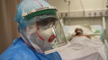 Un marcador celular podría predecir la gravedad de la covid en los pacientes