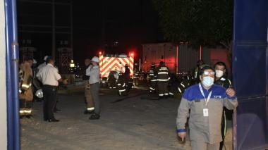 Incendio en Barranquilla: Air-e dice que normalizar servicio ha sido muy complejo tras incendio en subestación Silencio
