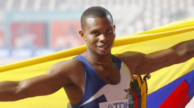 Asesinan a tiros al velocista olímpico ecuatoriano Álex Quiñónez