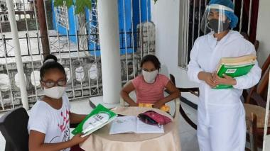 Los niños en la pandemia