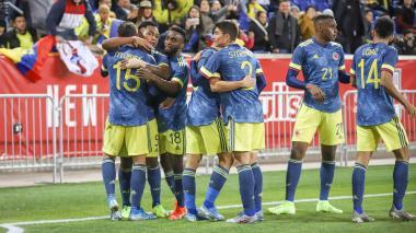 La Selección Colombia y el video de los niños