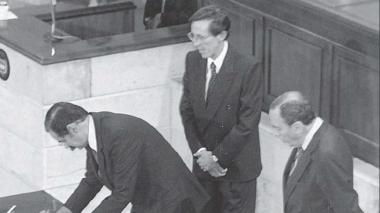 Onomástico constitucional   La columna de José Consuegra