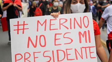 El Editorial   Perú en crisis