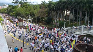La marcha del silencio