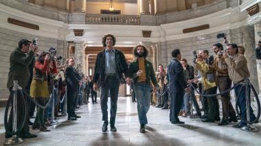 El juicio de los 7 de Chicago en Netflix