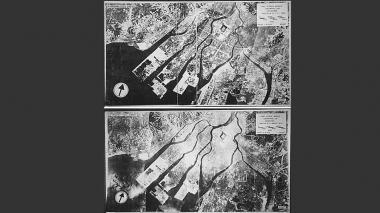 Recuerde en 14 imágenes la tragedia nuclear en Hiroshima