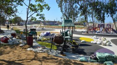 Así va el nuevo Parque Muvdi