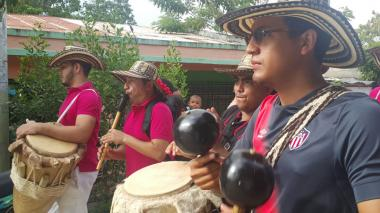 En imágenes: La gaita suena con fuerza en Ovejas