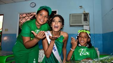 En imágenes   La jornada de este martes de las candidatas a Señorita Colombia