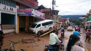 En Imágenes | Avalancha en Mocoa deja varios muertos y decenas de damnificados
