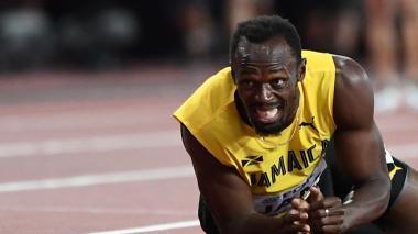 Así fue la última carrera de Usain Bolt como profesional