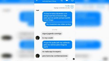 En imágenes | Por mensajes sexuales a menor de edad cae individuo en Soledad 2000