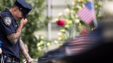 En imágenes | 16 años del ataque terrorista contra las Torres Gemelas