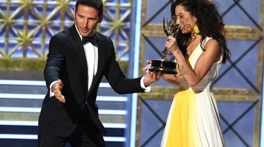En imágenes   Mejores momentos de los premios Emmys