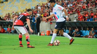 Estas son las postales que deja en primer encuentro entre Junior y Flamengo