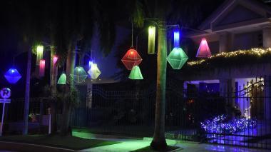 Espacios, luz y Navidad embellecen a Barranquilla