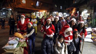 Así se celebra la Navidad alrededor del mundo