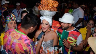 En imágenes | Barranquilla lista para el comienzo de la noche de faroles