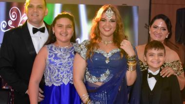 15 años de Jéssica Paola Ochoa Moncada