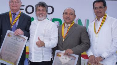 Condecoraciones del Concejo de Barranquilla