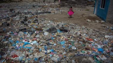 La crisis ambiental de la Ciénaga Grande, en Tasajera