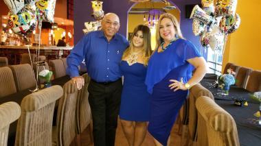 Celebración del Grado de Luciana Hoyos Libonati en Houston, Texas