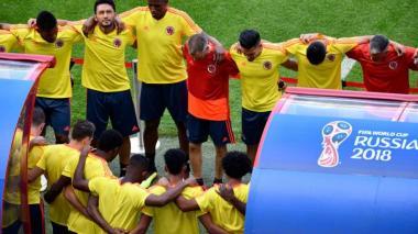 Con la fe puesta en la tricolor para el juego ante Polonia