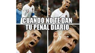 Los memes que deja la eliminación de Portugal del Mundial