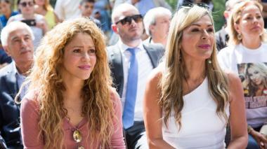 Así fue la visita de Shakira al pueblo natal de su abuela en el Líbano
