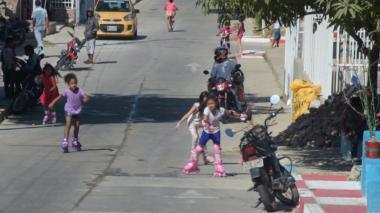 El Niño Dios ya recorre las calles de Barranquilla y Cartagena