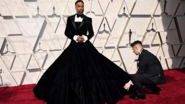 Oscar 2019: El actor que lució falda y otras tendencias en la alfombra roja