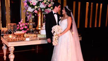 Matrimonio Munárriz Brusse - Aguilar Calderón