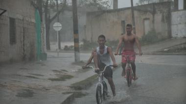 Lluvias en Barranquilla este domingo