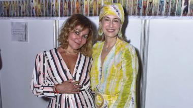 La Ventana de la Moda con Silvia Tcherassi y Lina Cantillo