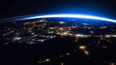 Vea aquí cuatro increíbles fotos de la Tierra tomadas desde el espacio