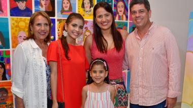 Exposición 'Pequeños artistas'