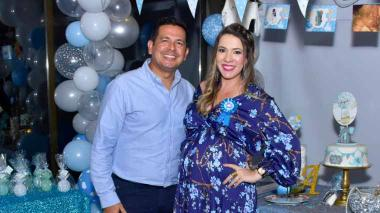 Baby shower de Jessica Ruiz Valencia