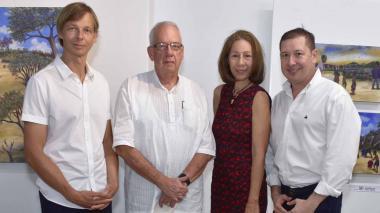 Coctel de la Fundación Colombo Alemana de Barranquilla