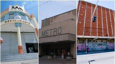 Barraquilla y sus cines en ruinas
