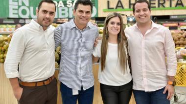 Lanzamiento de Éxito Wow en Viva Barranquilla