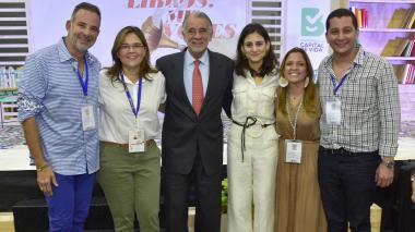 Inauguración de la II Feria del libro - Libraq 2019