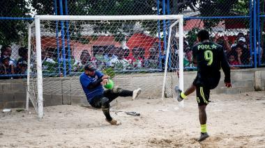 ¡A jugar se dijo! | La Deportiva se llevó el título en el barrio La Manga