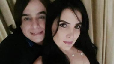 Fotografías en la que Aida Merlano posa con el funcionario Gil Xavier Ferias