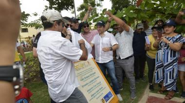 Parque Villa Tívoli entra en funcionamiento y beneficiará a habitantes de 16 barrios