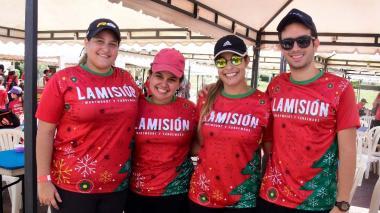 Día deportivo 'La Misión' a favor de Fundemabu