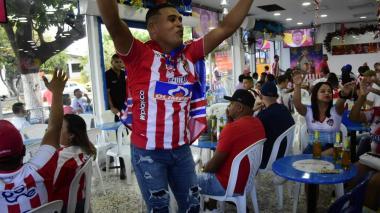 En Barranquilla, Junioristas se mantuvieron con la fe hasta el final