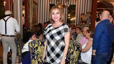 Cumpleaños de Rita Caballero Rosales